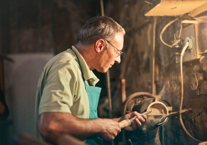 Qu'est-ce qu'un forgeron d'art?